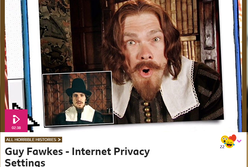 G Fawkes